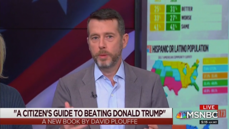 Obama Campaign Manager Warns: 2020 Election 'Will Be Razor Thin'