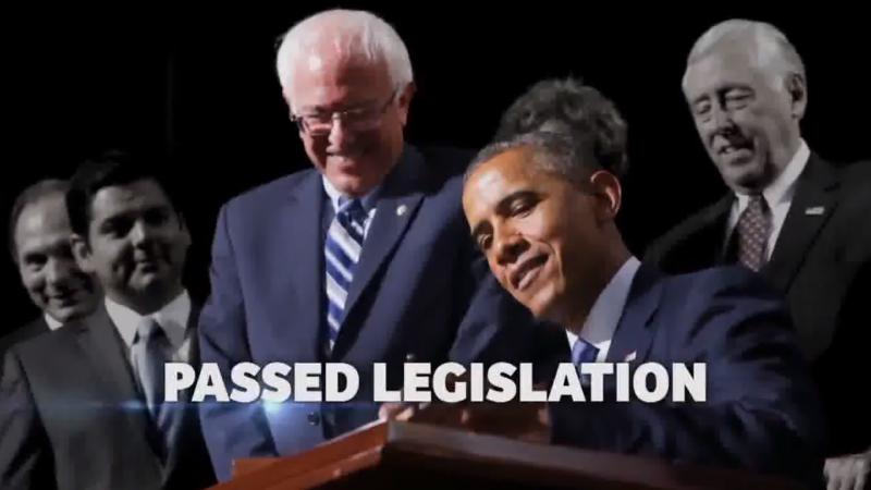 Bernie Sanders Is Running an Ad in Florida Featuring Barack Obama Praising Him