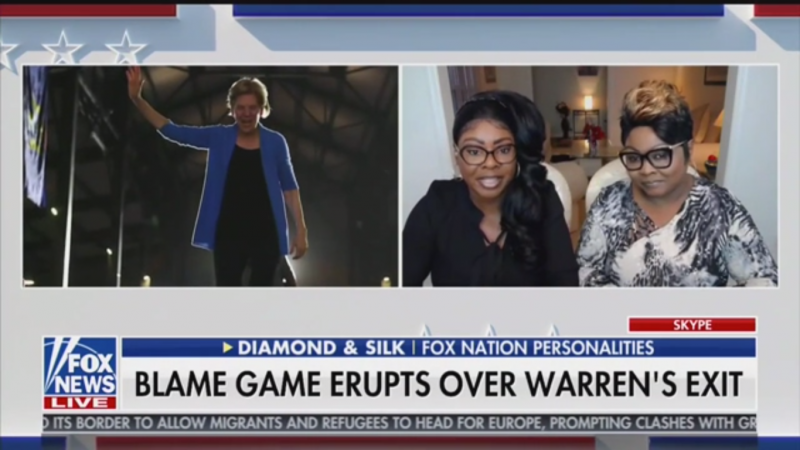 Diamond and Silk: If Democratic 'Lady Candidates Think That Their Party Is Sexist, Why Are They Supporting a Sexist Party?'