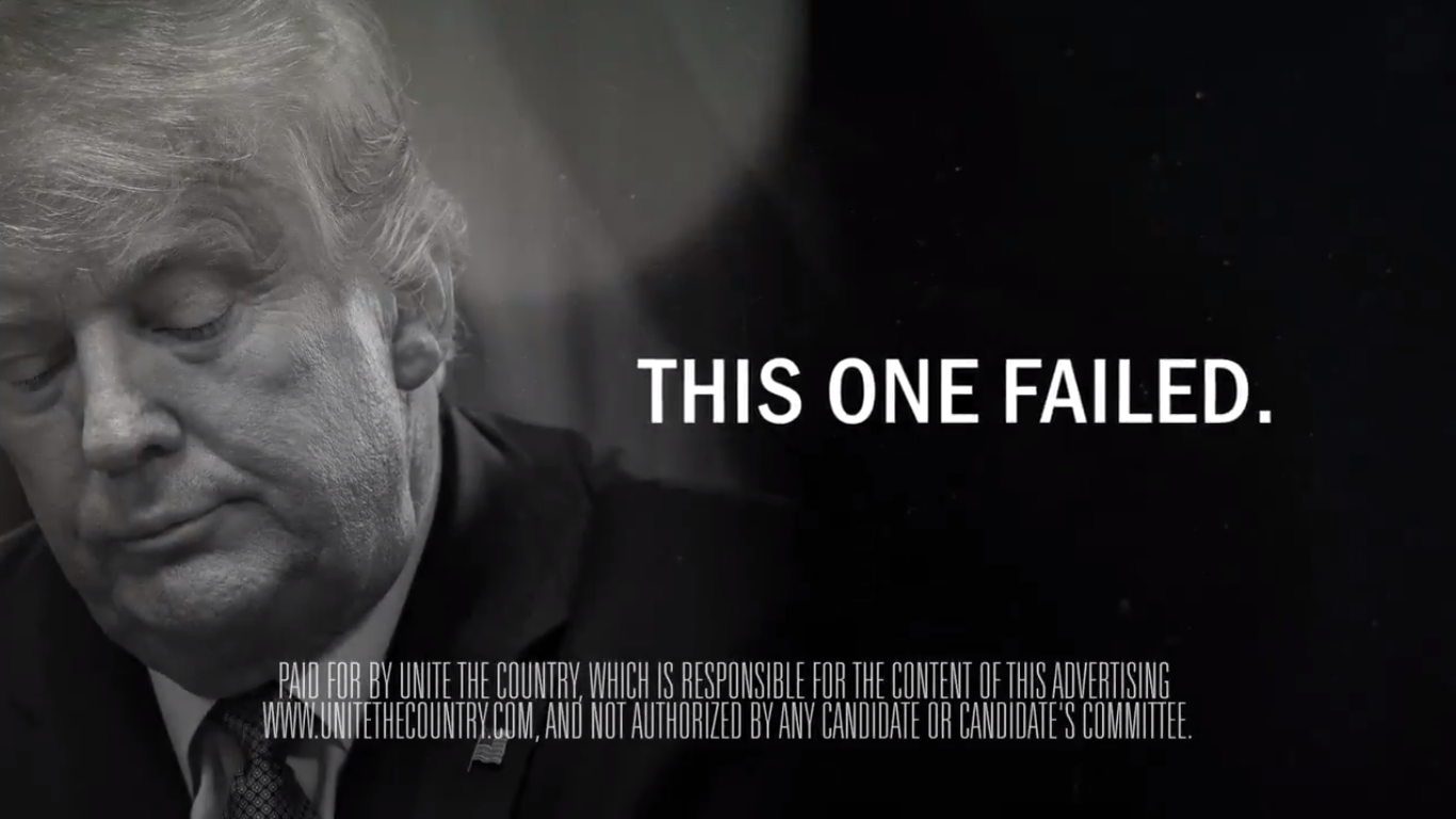 Watch: Pro-Biden Super PAC's Powerful New Ad Blasts Trump's Coronavirus Response