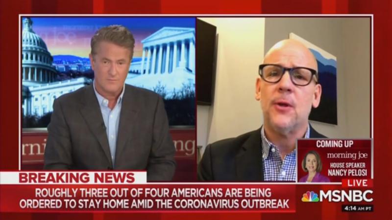 'Morning Joe': Ron DeSantis' 'Wreckless' Response to Coronavirus in Florida Could Endanger Trump's Reelection