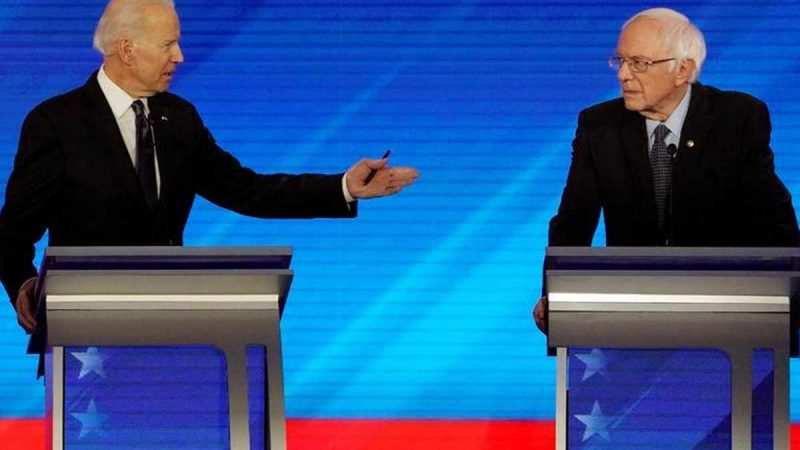 Super Tuesday Dawns as Biden and Sanders Look Set to Lead the Race