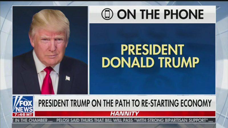 Trump: 'I Don't Think You Need 40,000 or 30,000 Ventilators'