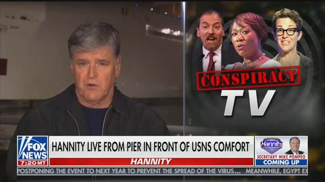 Hannity: How Does Anyone Trust 'Outright Conspiracy Theorists' in Media?