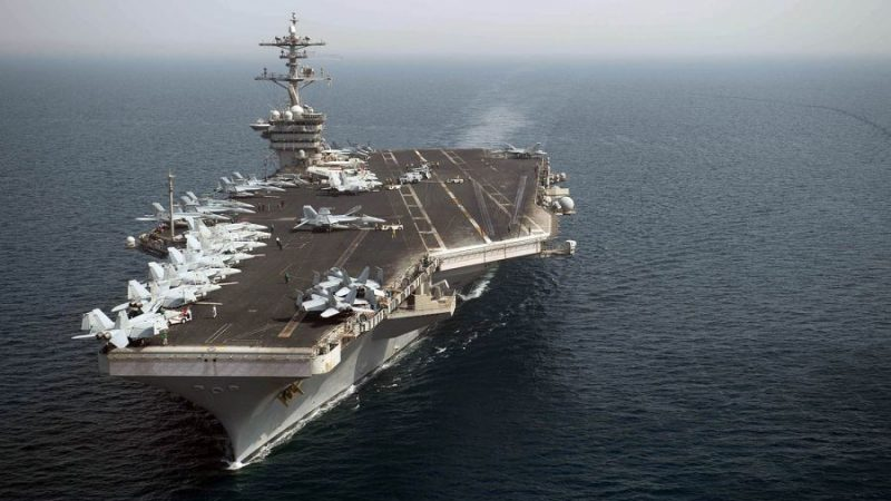 Aircraft Carrier Captain Pleads for Help As More Than 100 Sailors Diagnosed With Coronavirus