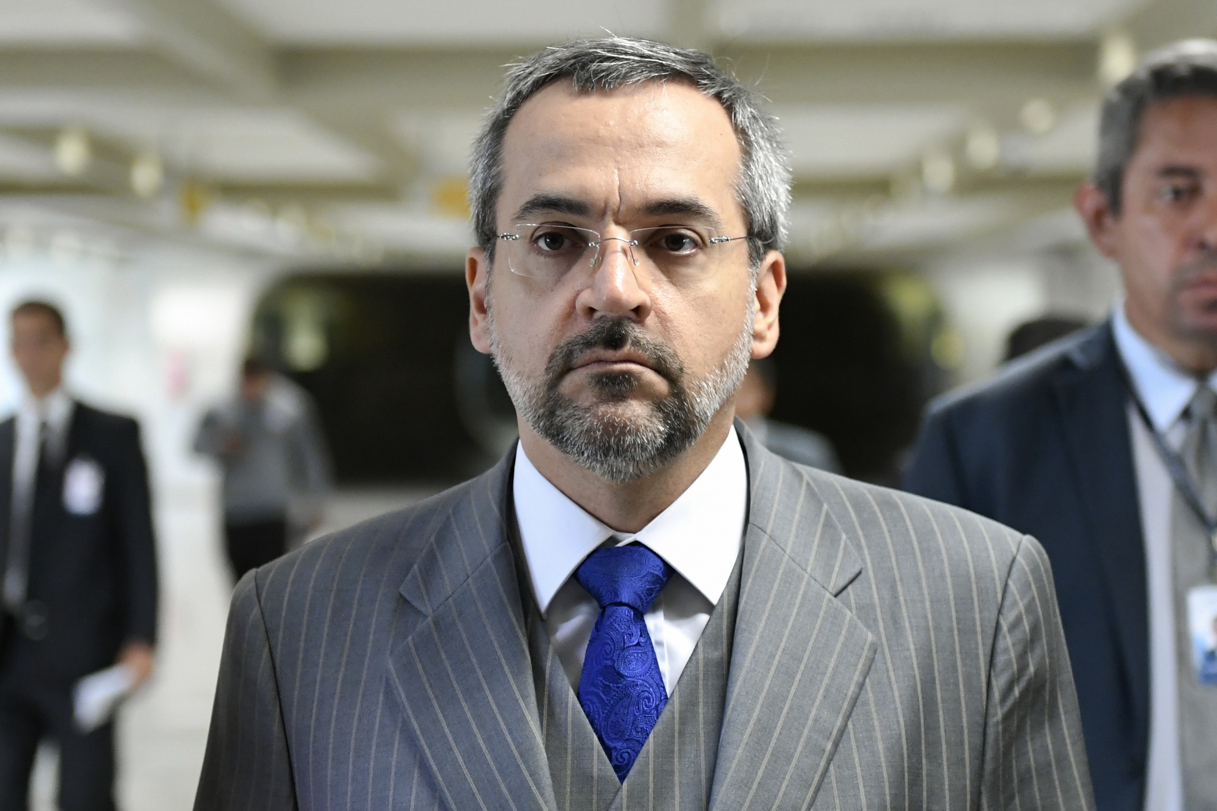 Brazilian Minister in Hot Water After Linking Coronavirus to Chinese 'Plan for World Domination'
