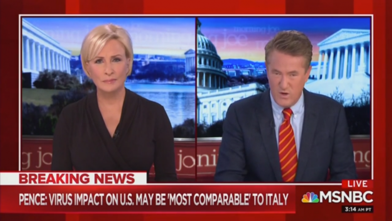 Mika Brzezinski: Ron DeSantis' 'Weak, Feckless Leadership' Will Cost People's Lives