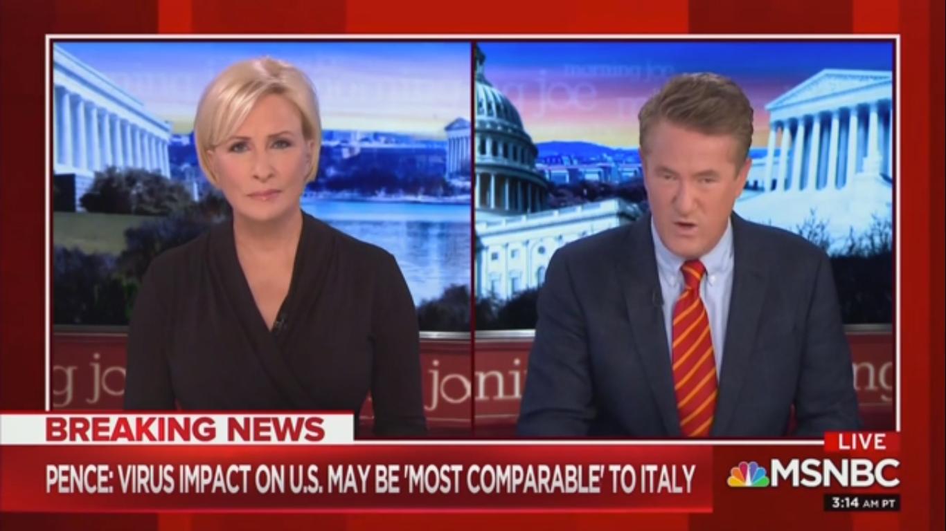 Mika Brzezinski: Ron DeSantis' 'Weak, Feckless Leadership' Will Cost People's Lives
