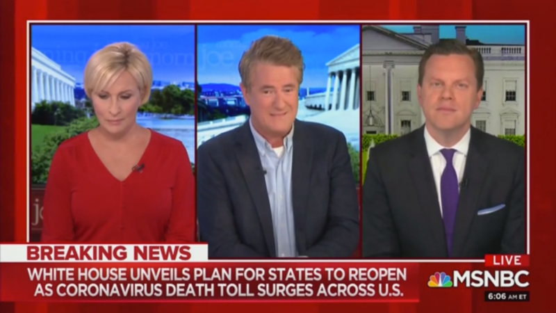 'Morning Joe' Slams Dr. Oz and Dr. Phil: Maybe They Want Trump to Give Them a Job