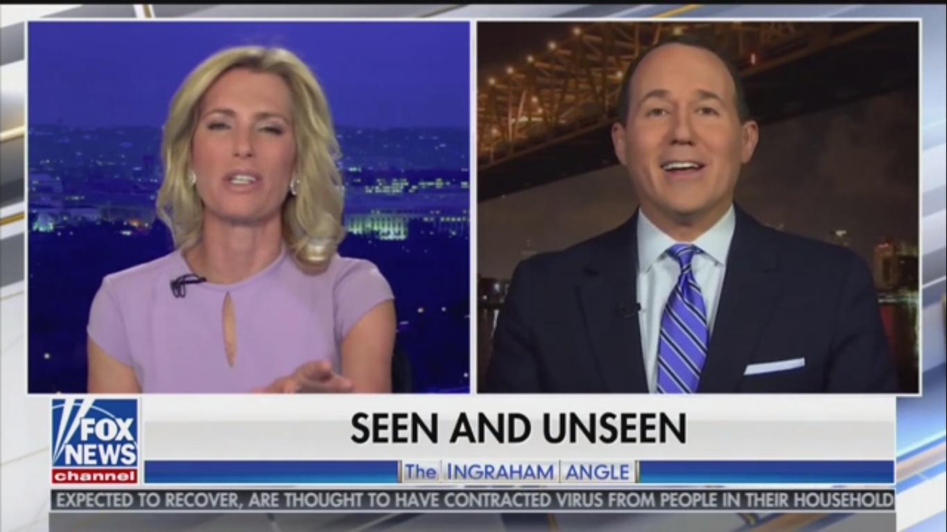Watch: Fox Hosts Mock CNN Anchors Who've Had Coronavirus