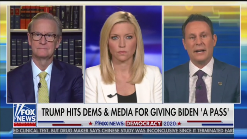 Watch: 'Fox & Friends' Hosts Debate Trump Postponing the Election