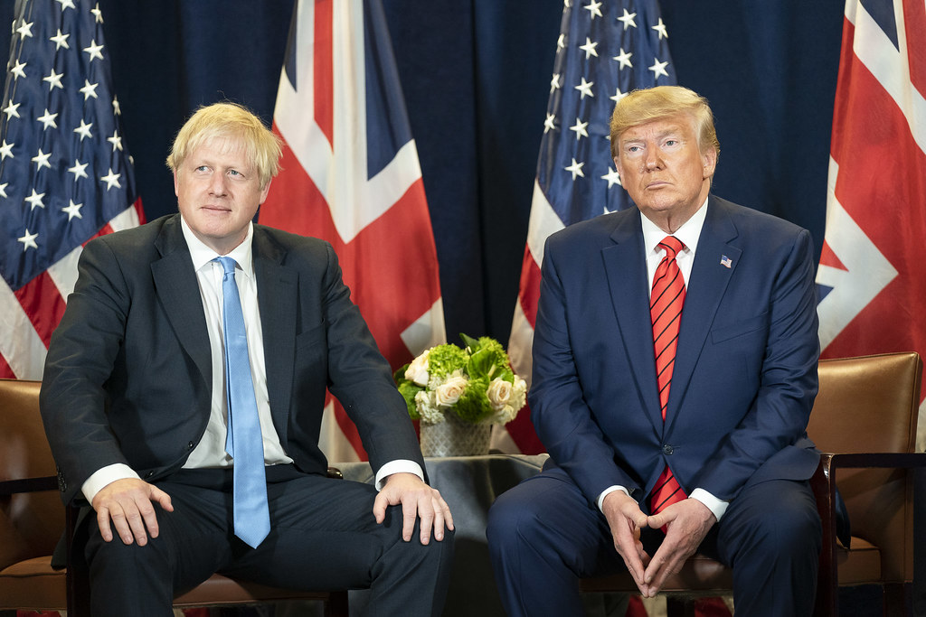 Huge Majority of UK Voters See Biden as Better Ally and Oppose Trump's Reelection