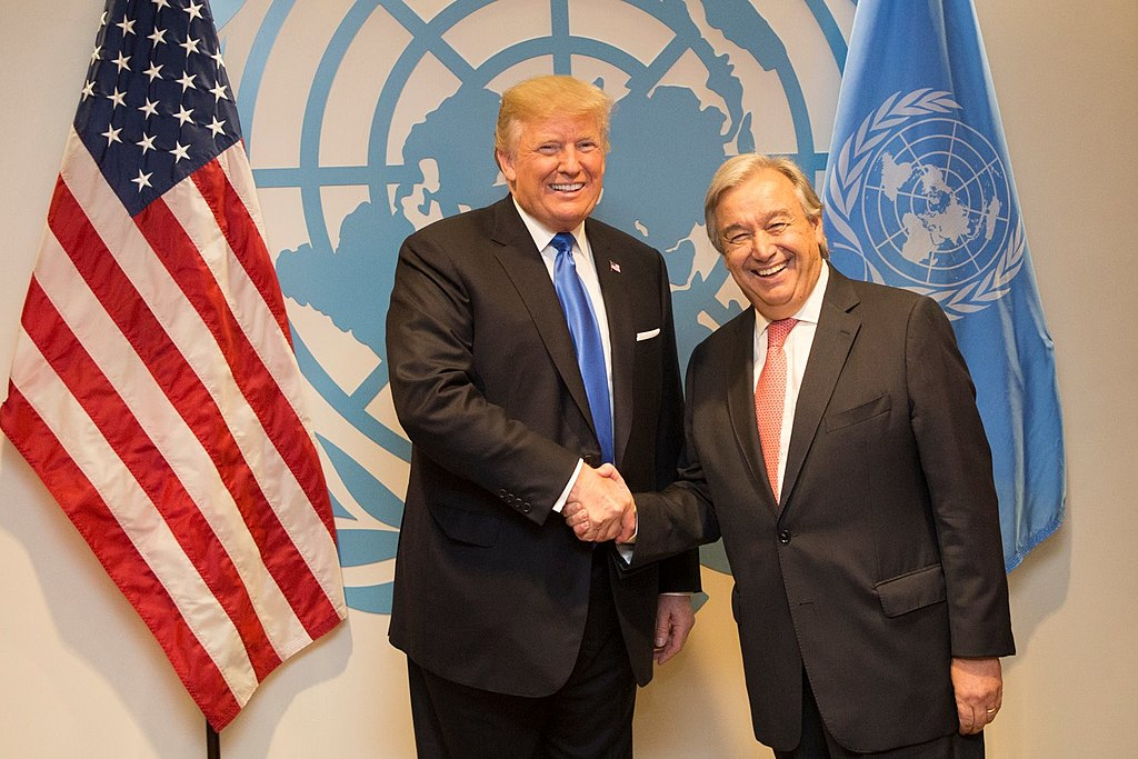 UN Secretary-General: Coronavirus Is 'The Most Challenging Crisis' Since World War II