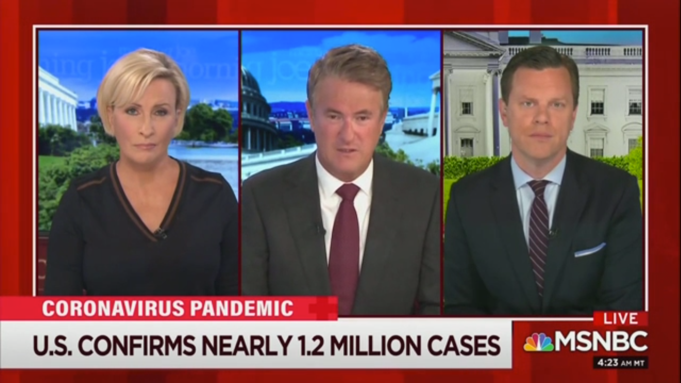Joe Scarborough: It's Dangerous If Trump Is 'Still Trying to Bully This Virus'