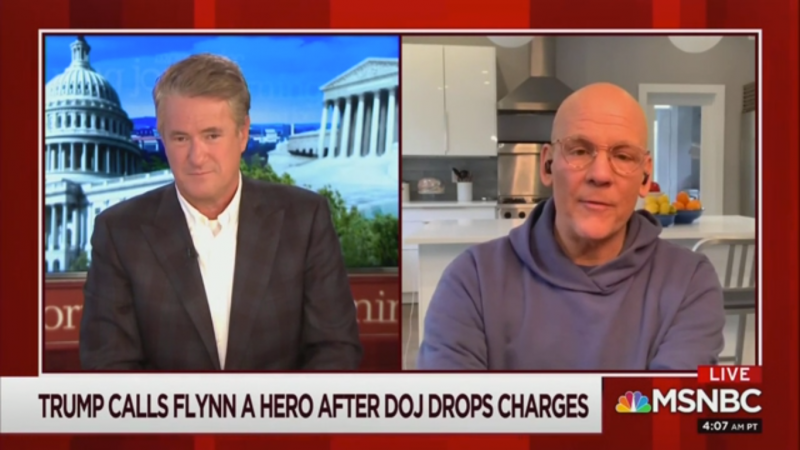 MSNBC's John Heilemann: There's 'Lawlessness at the Top of the Nation's Top Law Enforcement Agency'