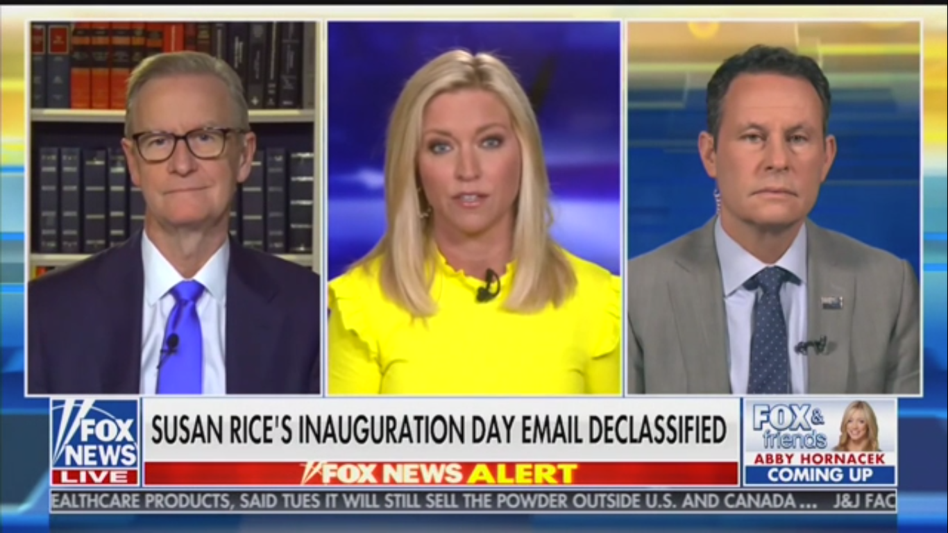 "Fox's Steve Doocy Admits TV Guests Lie: ""You're Not Under Oath"""