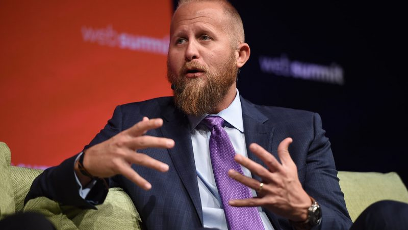 Trump Drops Brad Parscale as Campaign Manager