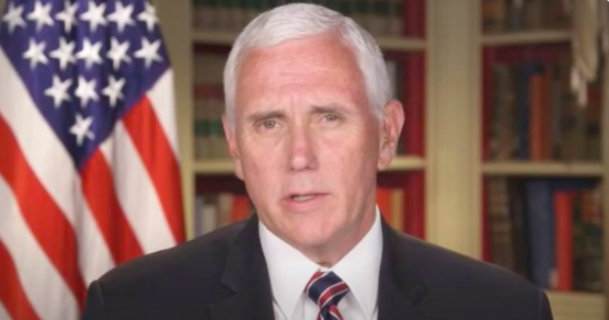 Pence Just Can't Bring Himself to Say 'Black Lives Matter'