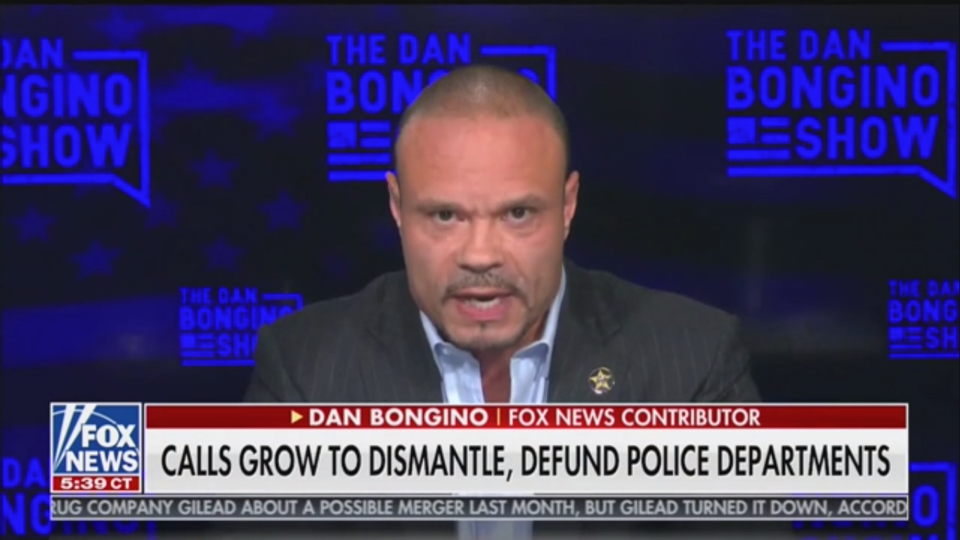 Dan Bongino: Defunding Police Would Be 'Most Catastrophic, Deadly Decision' in Modern U.S. History