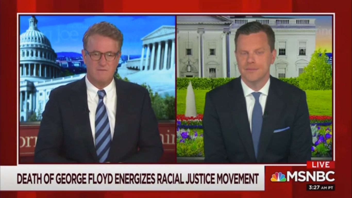 Joe Scarborough: 'You See America United on the Big Issues, Finally'