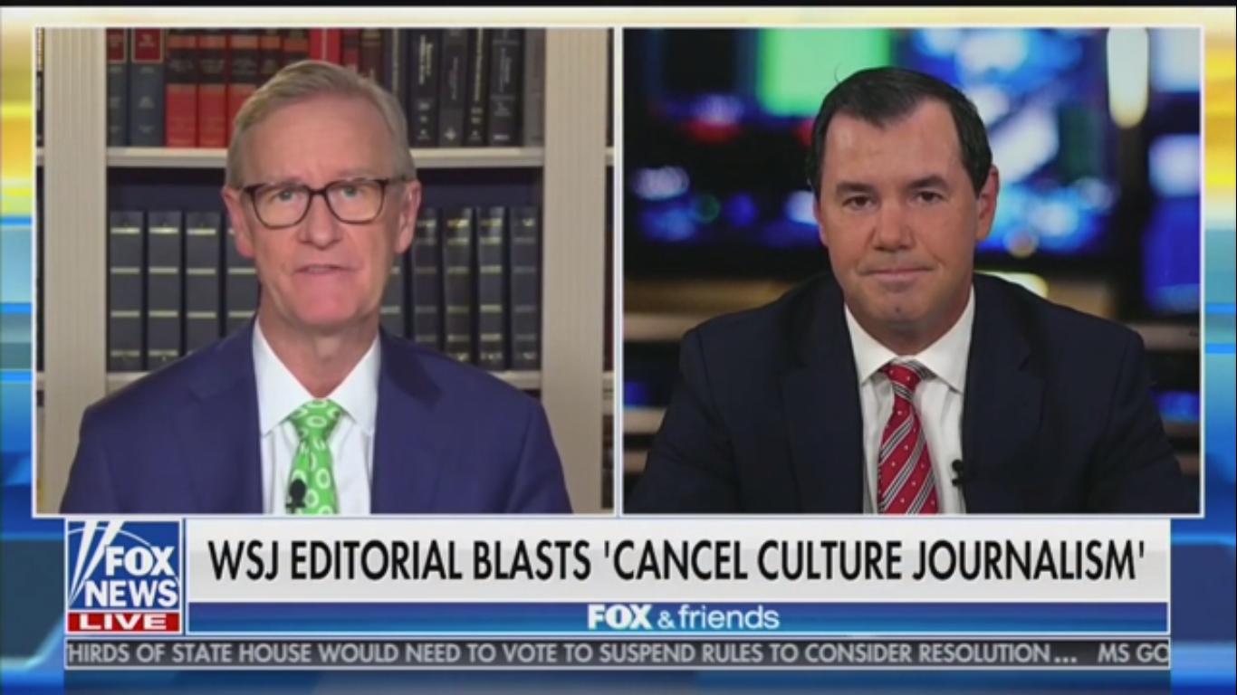 Joe Concha Tells Fox News: I'll Move to New Zealand if 'Paw Patrol' Is Cancelled