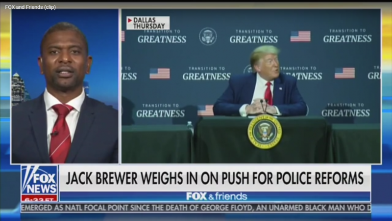 Fox News Guest: 'The Real Issue' with Racial Disparity 'Goes Back to Fatherlessness'