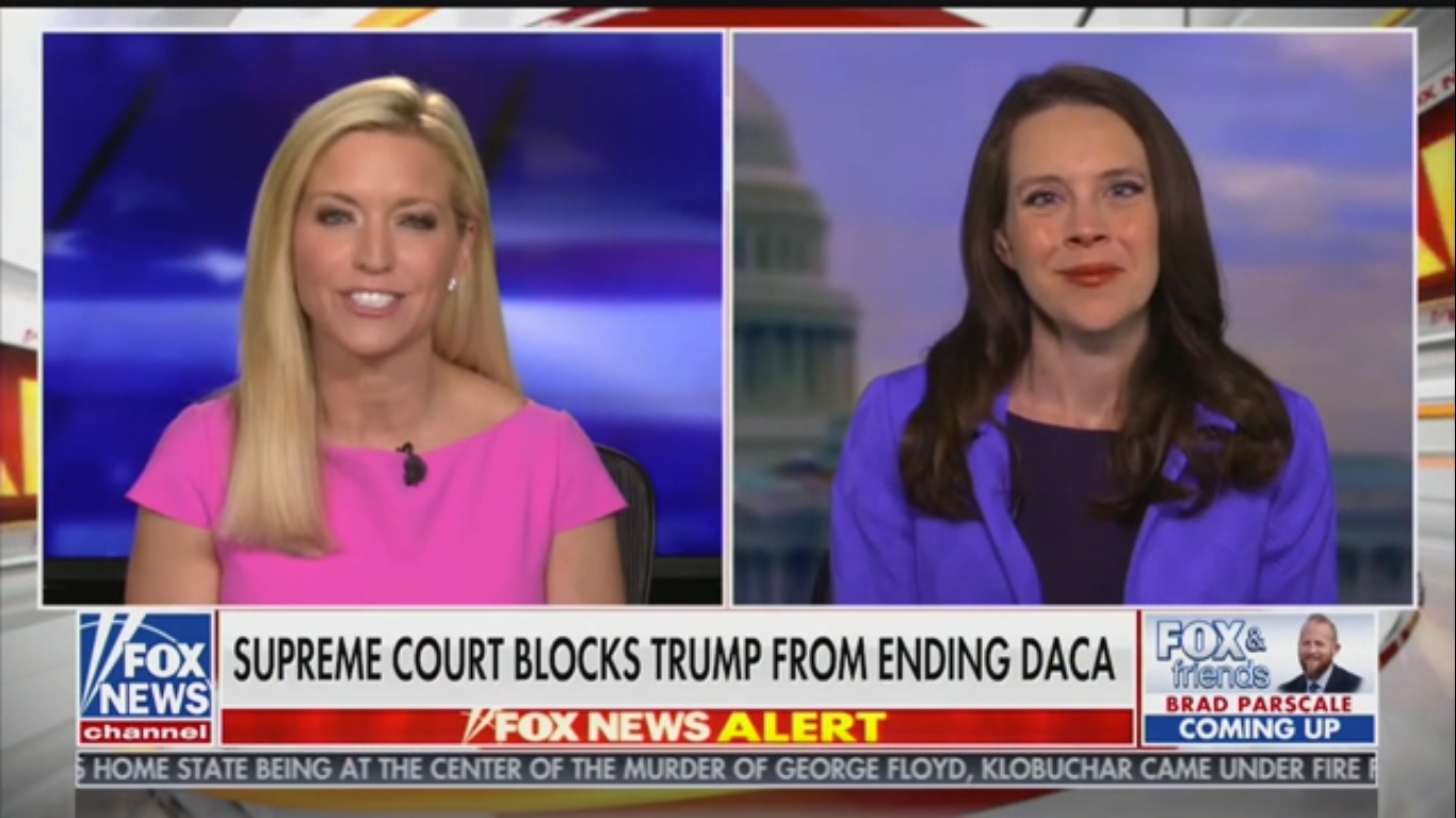 Fox News Guest: Chief Justice Roberts Is 'Complicit' in SCOTUS 'Being Used as a Partisan Tool'