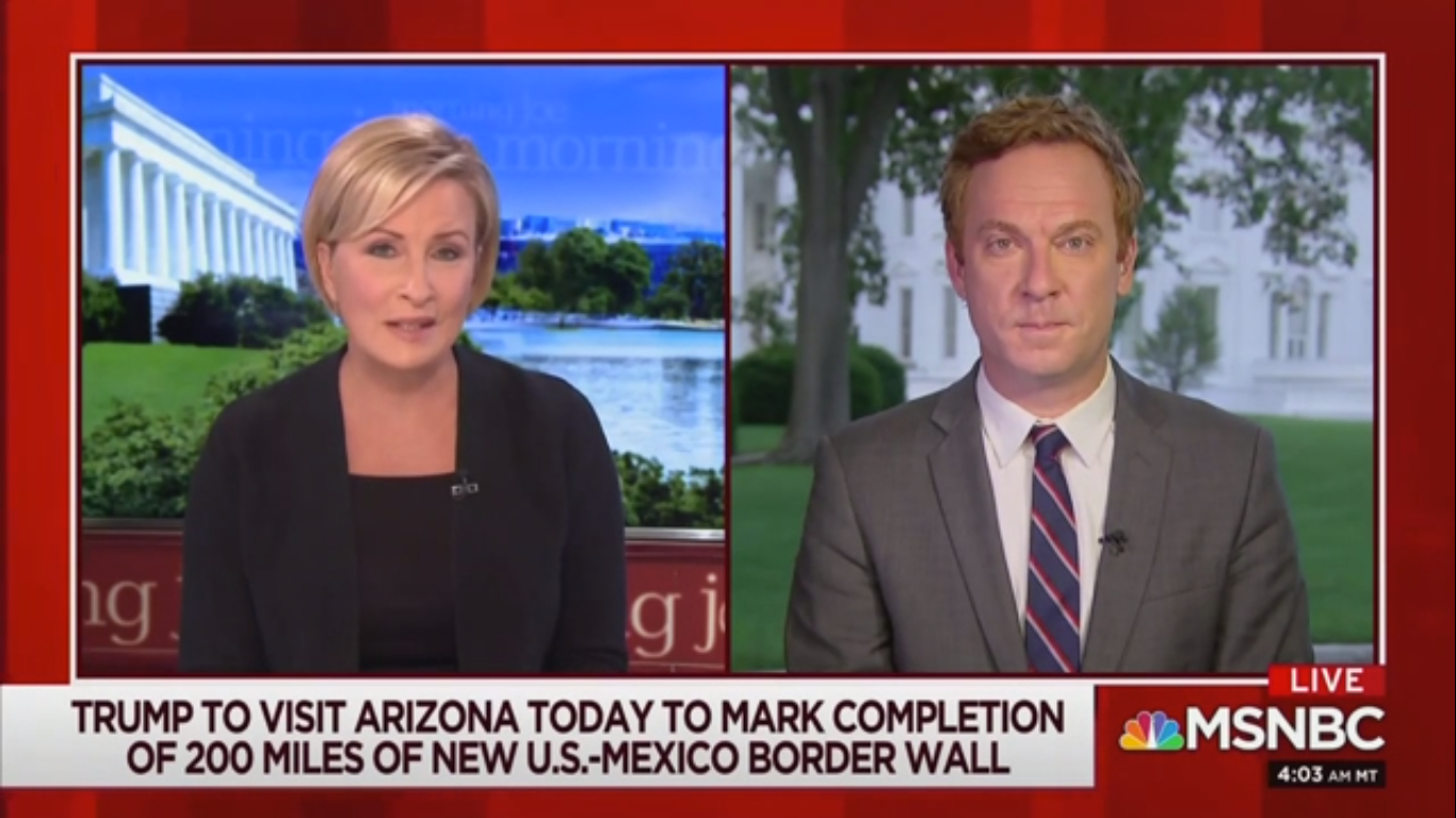 Mika Brzezinski: Trump Is 'Putting American People's Lives at Risk' with 'Trail of Germs'