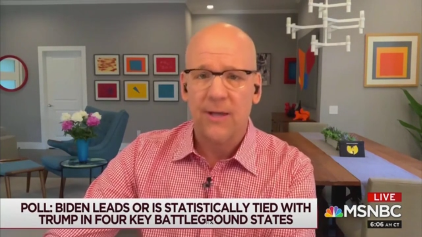 MSNBC's John Heilemann Suggests Trump Is 'Trying to Throw an Election', Could Drop Out of the Race