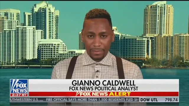 Fox News Political Analyst Pushes Debunked Claim That 'Bleach' Was Put in Cops' Drinks