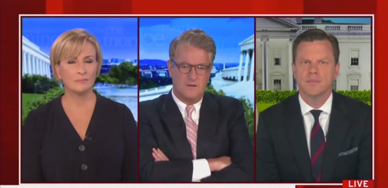 Joe Scarborough: Where Is Kayleigh McEnany Going to Get a Job after Trump?