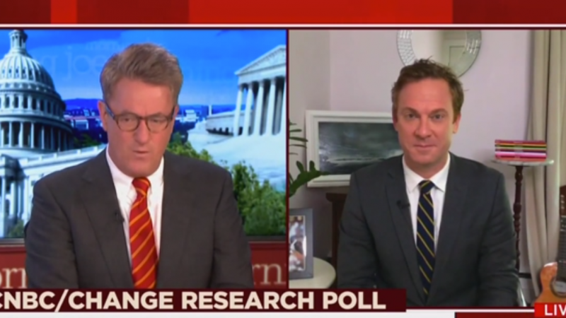Joe Scarborough: Polls Show 'How Horrific Things Have Gotten for Donald Trump's Republican Party'