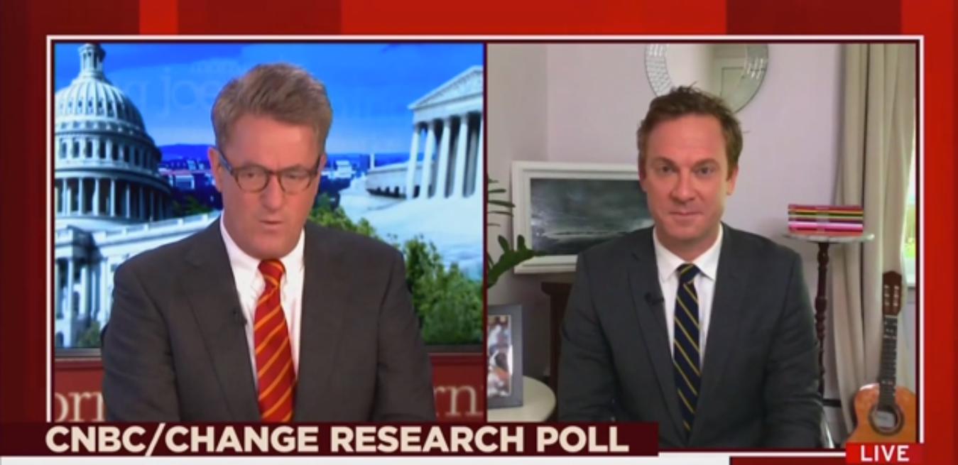 Joe Scarborough: Polls Show 'How Horrific Things Have Gotten for Donald Trump's Republican Party'