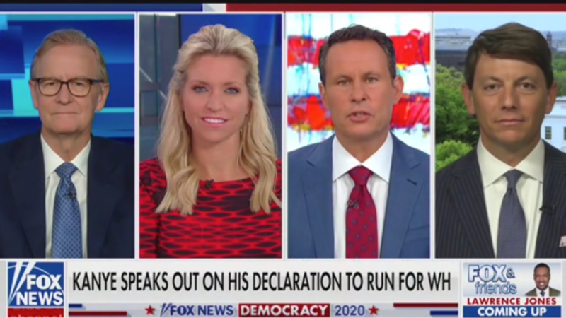 'Fox & Friends' Hosts Aren't So Sure the Country Is 'Better Off' Today