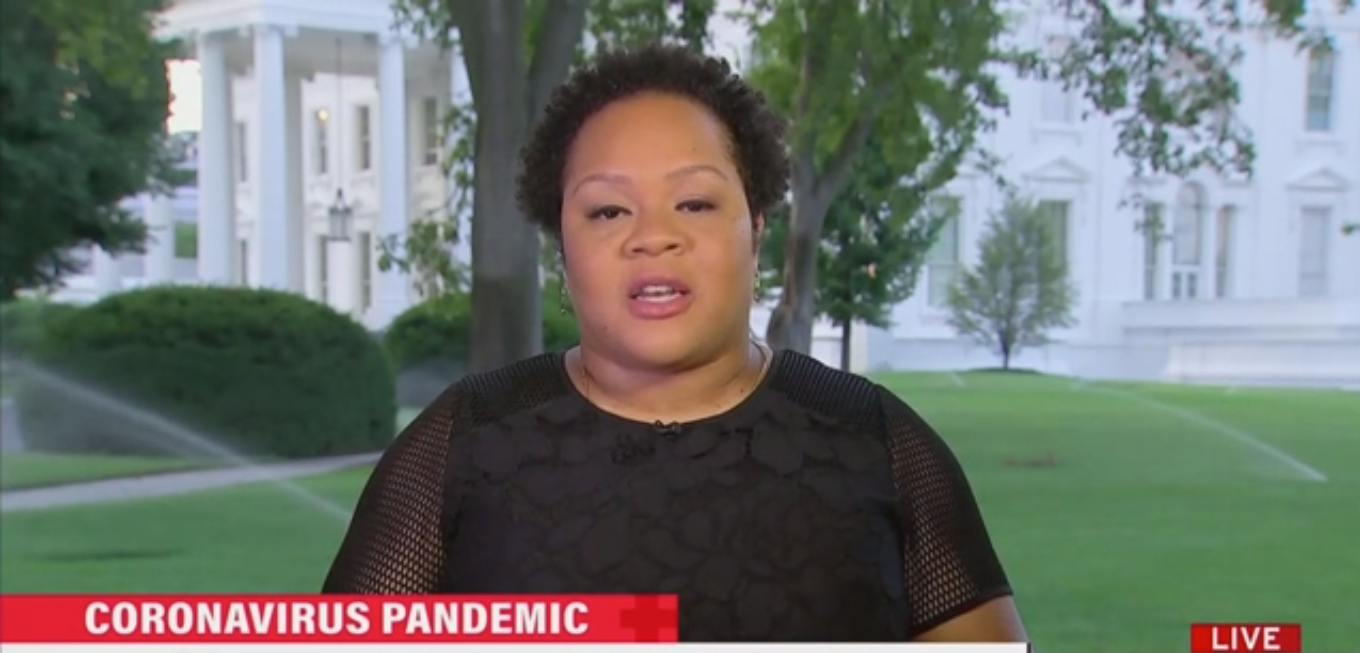 Yamiche Alcindor: Are Trump Supporters Going to Make Him Pay a Price for Coronavirus?
