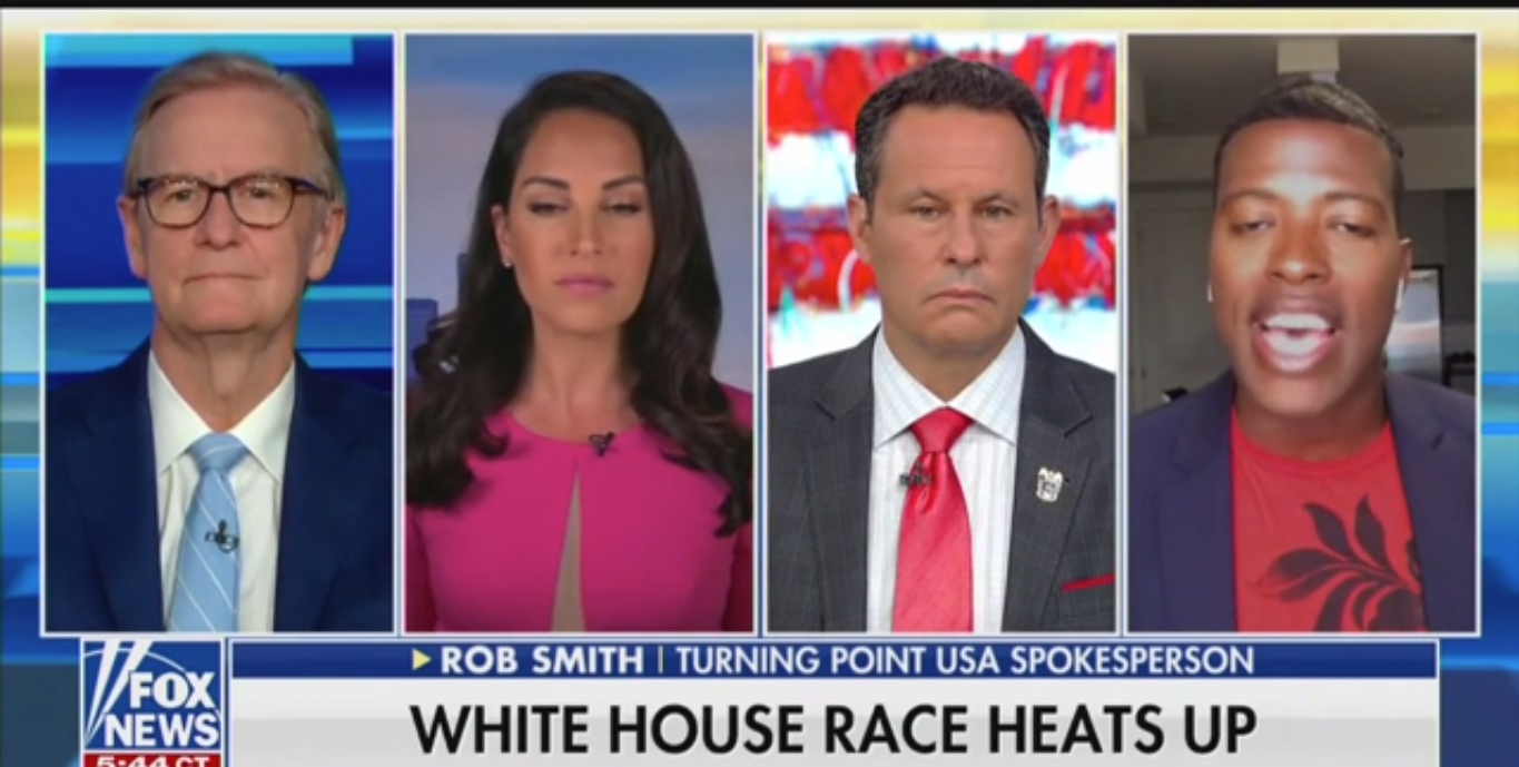 Fox News Guest: Celebrities Pressure African Americans to Be 'Chained' to the Democrats