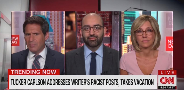 Watch: CNN Hosts Tear Into Tucker Carlson's 'Sham' Apology for Racist 'Vile Content'