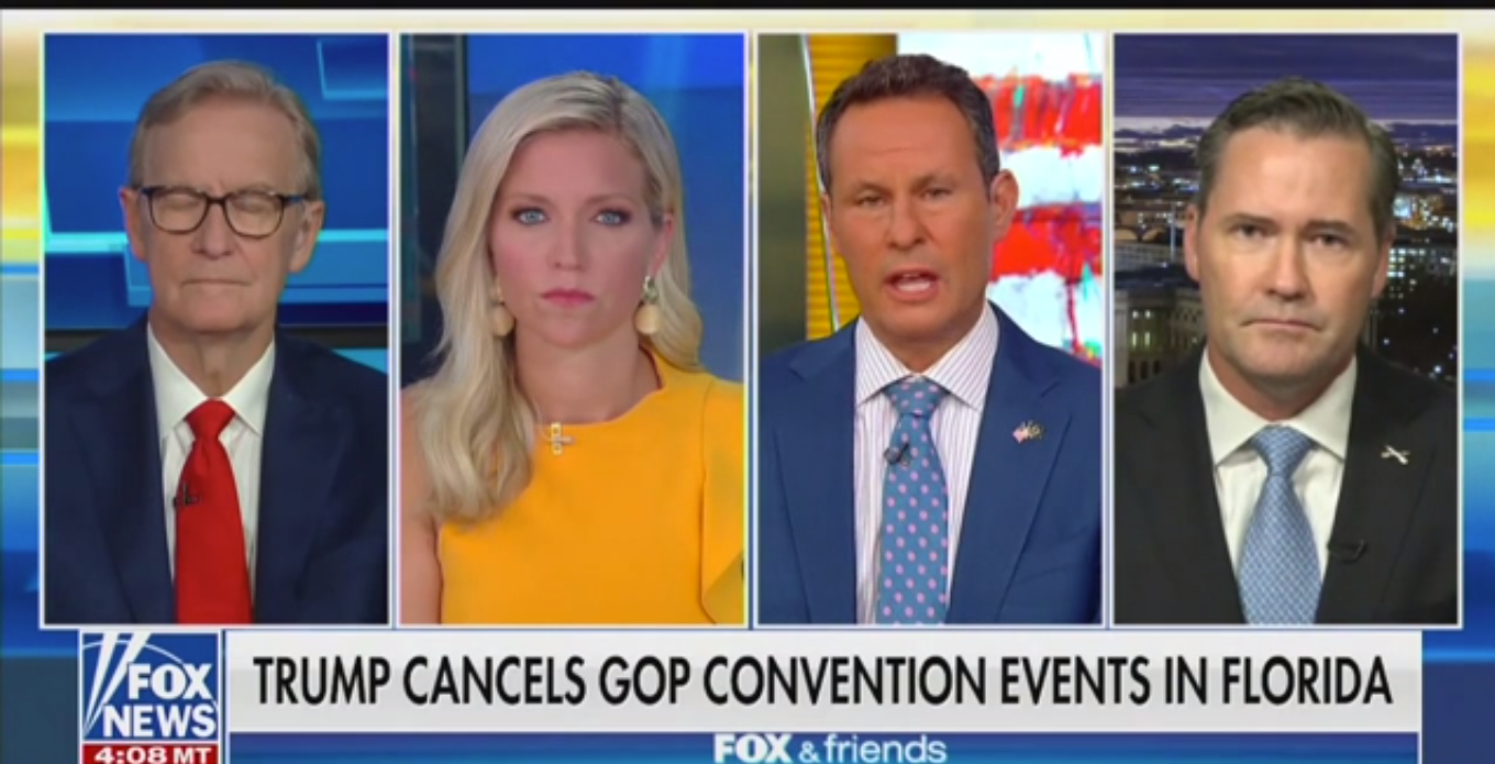 Fox's Brian Kilmeade: Trump's Mission Statement is 'Discipline'