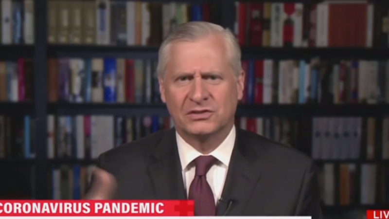 Historian Jon Meacham: Trump 'Wants It to Be 1955'
