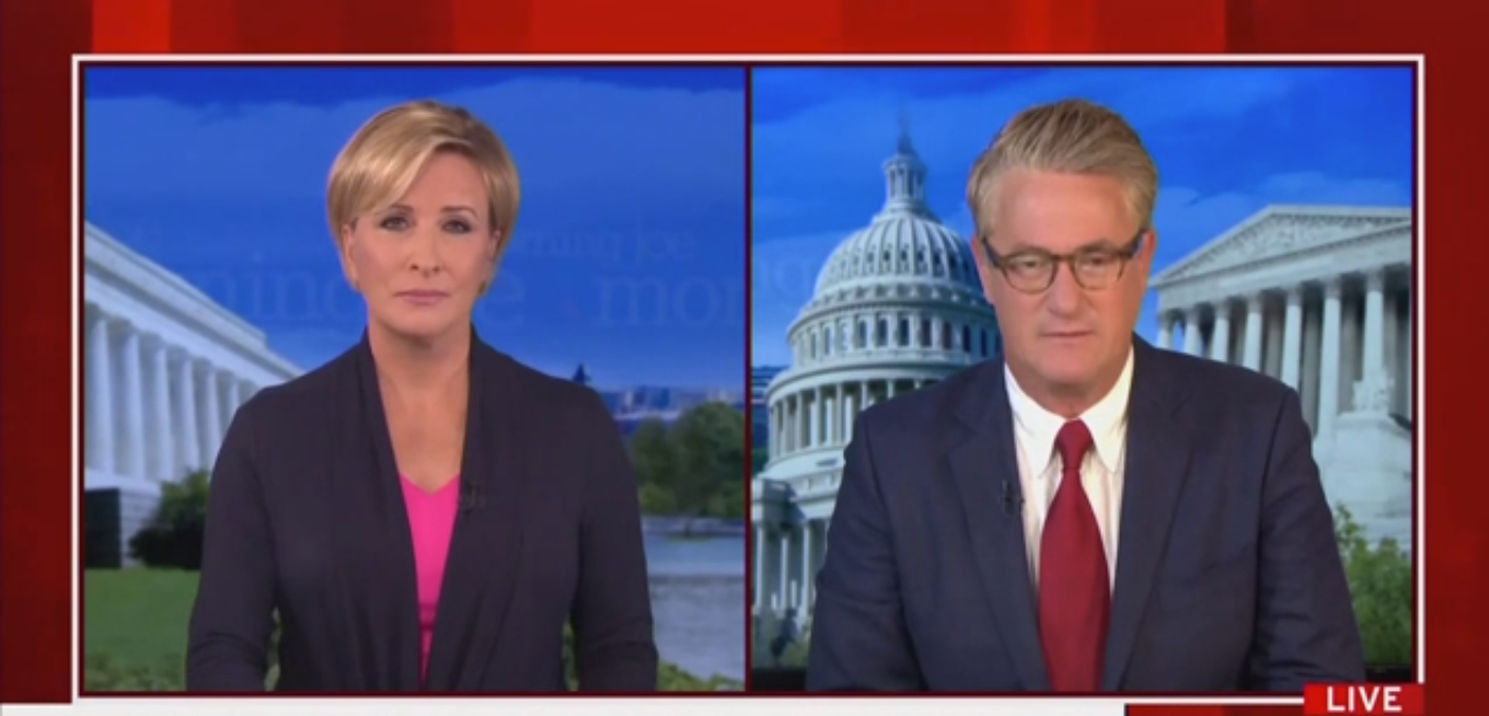 Joe Scarborough: Trump's Election Delay Message Shows He's 'Throwing in the Towel'