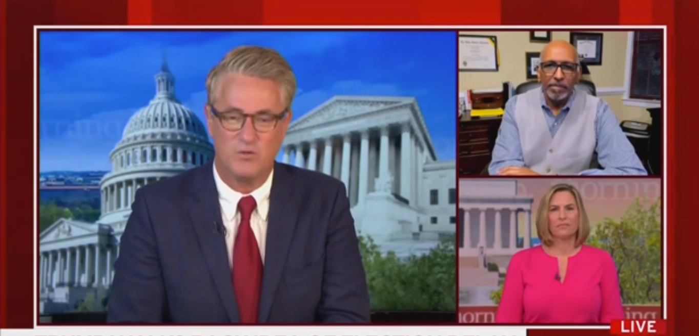 Joe Scarborough: Trump Is Freaking Out About Mail-In Ballots Because of 'the Democrat in Him'