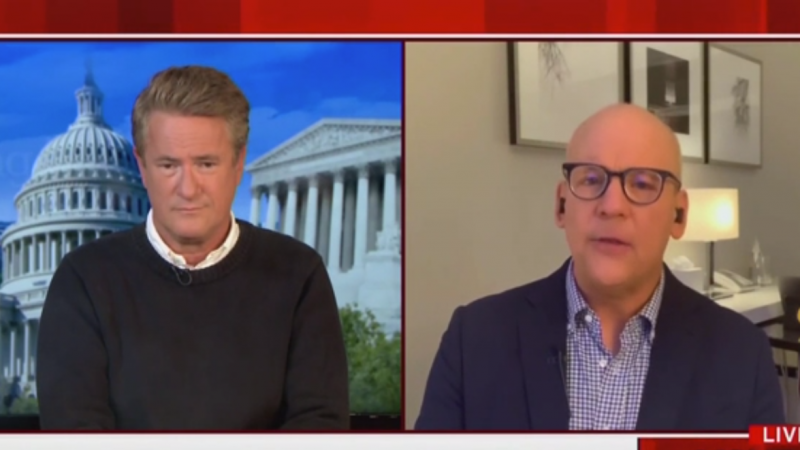 Joe Scarborough and John Heilemann Trash Trump's RNC Speech: 'They Didn't Land Any Punches'