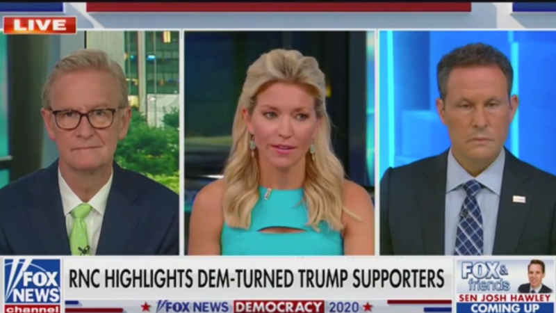 Fox's Ainsley Earhardt Suggests If You Call 911 in New York 'You're Gonna Get a Recording'