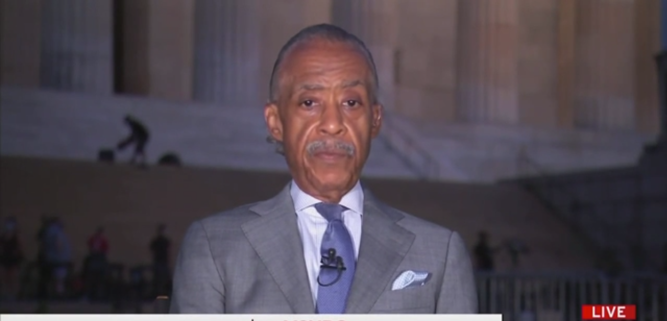 Al Sharpton: Trump's 'Cult Worshipers' Are in Charge of the U.S. Government