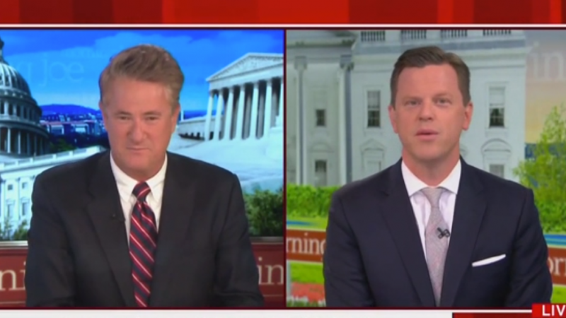 'Morning Joe' Mocks Trump for Saying Biden Has Lost the African American Community
