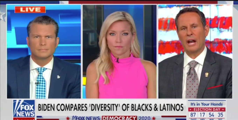 Fox's Brian Kilmeade Praises Trump's 'Endurance' and Ability to 'Inform'