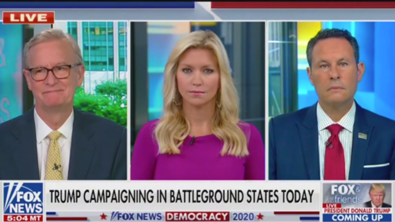 'Fox & Friends' Steve Doocy: Democratic National Convention Is 'Just a TV Show'