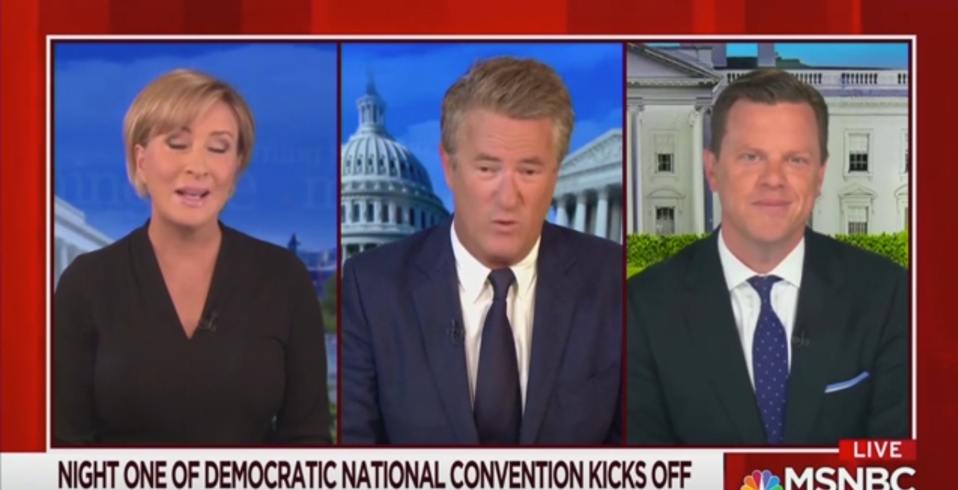 Joe Scarborough Praises Sanders' DNC Speech: 'There's No Substitute for Victory'