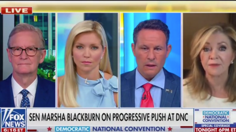 Senator Marsha Blackburn: 'A President Harris Would Be Very Bad for This Country'