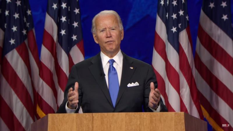 Joe Biden: We'll Overcome Trump's 'Season of Darkness'